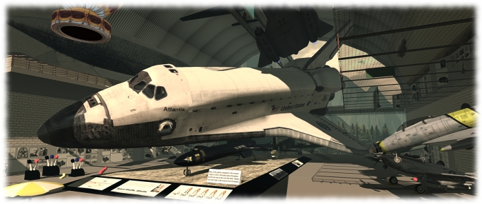 The Air and Space Exhibit
