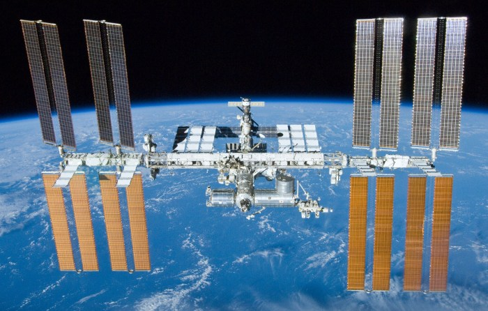 The ISS: support from the USA, Russia and Canada for operations to continue through until 2024