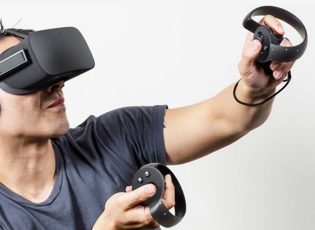 Oculus touch is just one of the many input controllers emerging as a part of consumer-focused VR the Lab needs to keep in mind (images: Oculus VR)