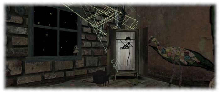 Distrito Disinto, MetaLES - Cica Ghost's