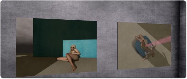 Undone - Berg Gallery