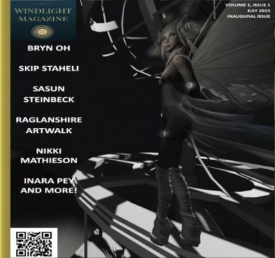 Windlight Issue 1 cover
