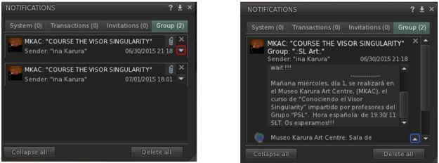 The notifications viewer offers a new way of managing notifications and is featured in the Lab's blog post