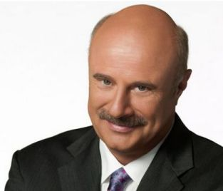 Dr. Phil McGraw (courtesy CBS Television)
