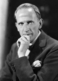 AA Milne by Howard Coster, 1926