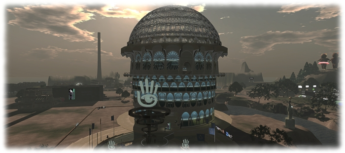 Lumiere's legacy to all in Second Life: The Ivory Tower of Primitives
