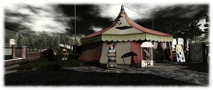 A Lovecraft Carnival...