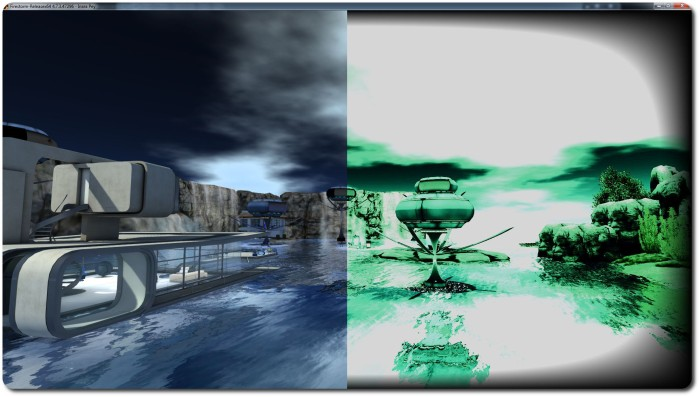 Reshade: injecting shader effects into Second Life (or any game) in real time