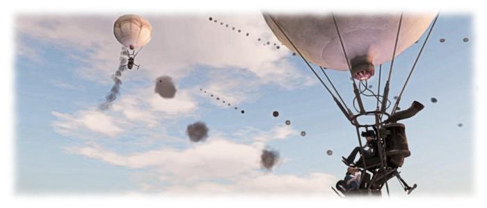 Experience Loki's Balloon Battles first hand