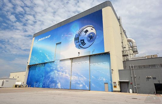The CST-100 Starliner will be prepared for flight using a refitted Orbiter Processing Facility, once used to refurbish and prepare the shuttle shuttle vehicles for flight at NASA's Kennedy Space Centre