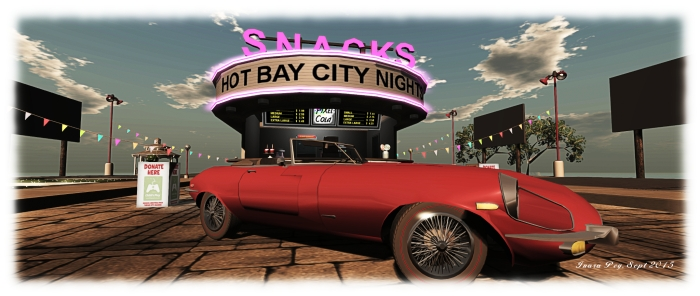 Hot City Nights 2015 - the best in vintage and classic cars, 1940-1965