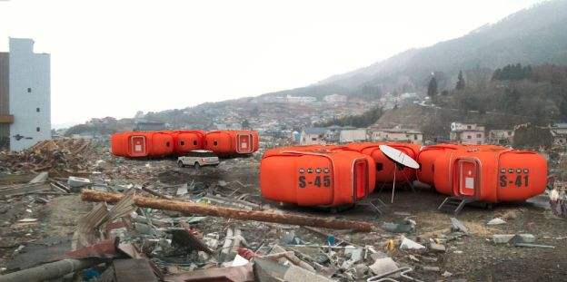 SHEE could also provide significant disaster relief capabilities on Earth, presenting shelter and accommodation for those affected by a disaster