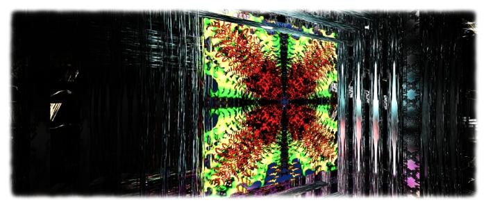 Glass and Light Breakwave