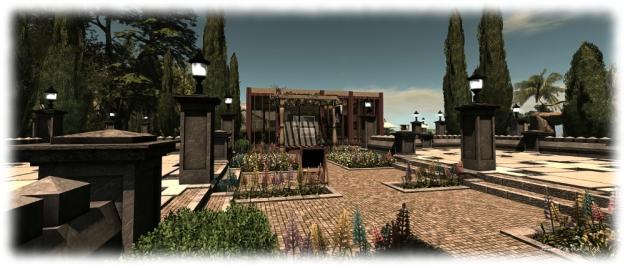 The Garden at Holly Kai Park: studio gallery