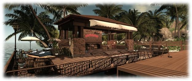 Caitinara, the bar at Holly Kai