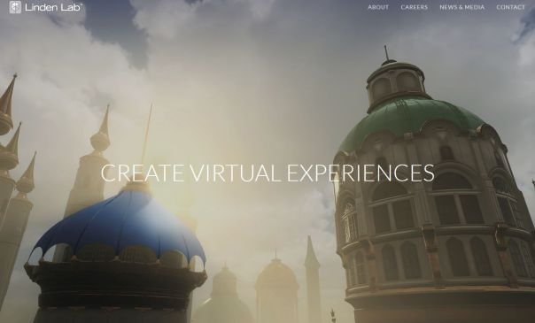 Another image from Sansar, as used in the masthead to the Lab's corporate web site