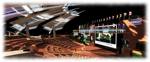 The UWA-BOSL Grand Amphitheatre