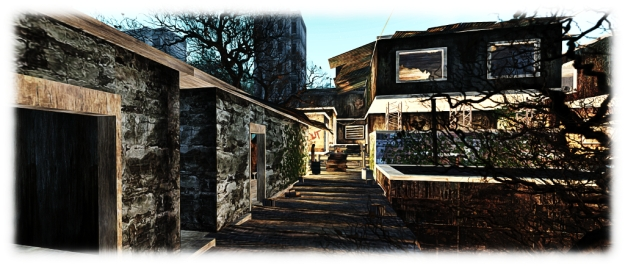The Ghost Town awaits players new and old
