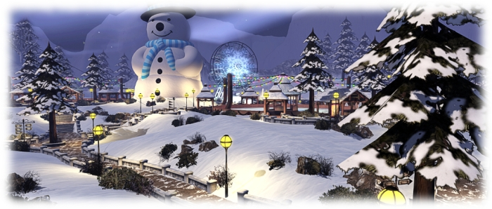 Winter Wonderland returns