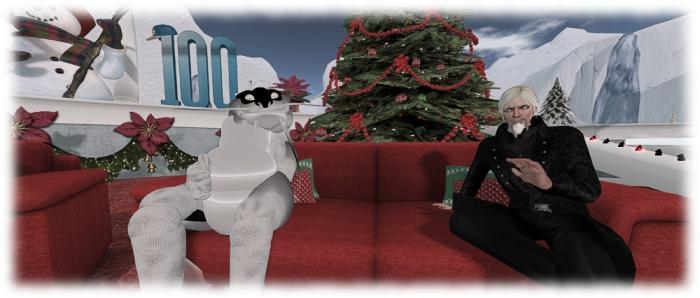 Vir and Oz Linden discuss Second Life and Bento