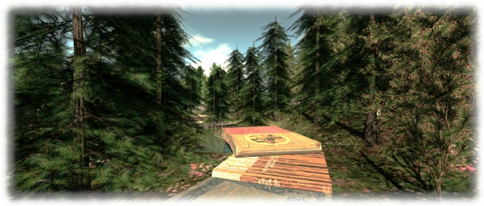 Crazy Eights: the Story Forest path includes 20 story stations to be be discovered by visitors