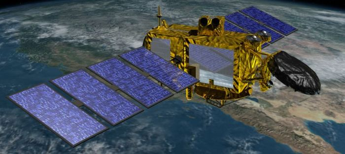 Jason-3, the latest in a series of joint US-European satellites studying the topography of the ocean's surface, is due for launch on December 17th, 2016, using a SpaceX Falcon 9 1.1 rocket