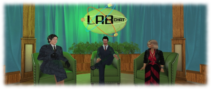 Lab Chat #2, January 21st, 2016 - Jo Yardley, Ebbe Altberg and Saffia Widdershins