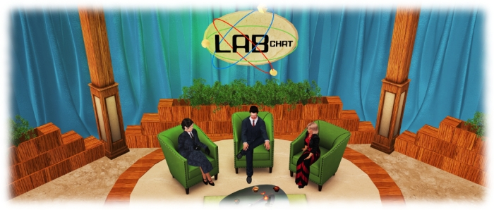 Lab Chat, January 21st, 2016: Jo Yardley, Ebbe Altberg and Saffia Widdershins
