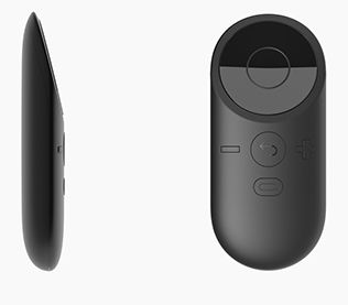 "The Oculus Remote is ""esigned to make it simple and intuitive to navigate VR experiences"""