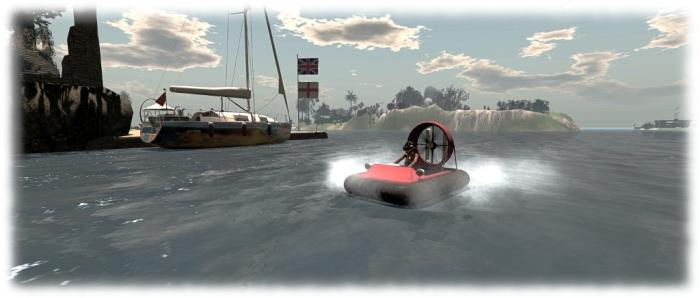 Hovercraft 1.0 by Kaliska (Yetius)