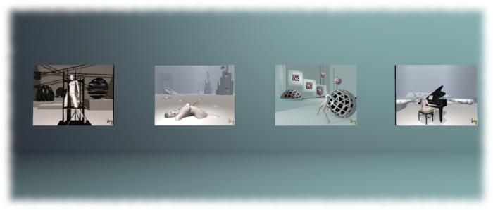 Onirica - +Black Label Exhibitions Corner+