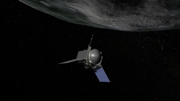 OSIRIS-REx will attempt to gather samples from the asteroid Bennu and return them to Earth for analysis