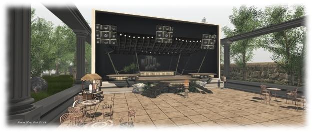 TerpsiCorps ARTWerks: Dionysus Workshop Pavilion