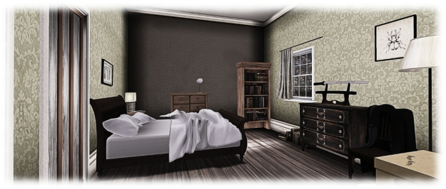 221B Baker Street, Second Life
