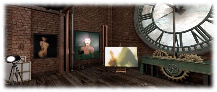 Clockwork Skimmer: Io Bechir