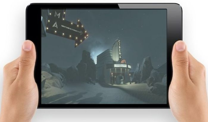 It is planned that Project Sansar will run on suitable iOS and Android devices, and will have a subscription-based streaming option (image representative only; not an actual screen shot)
