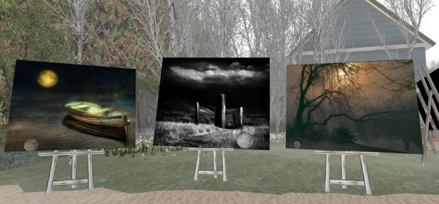 Hana Hoo, Solitudes, CKB Gallery