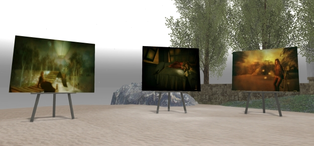 Sera Galaxy - Solitudes, CKB Gallery