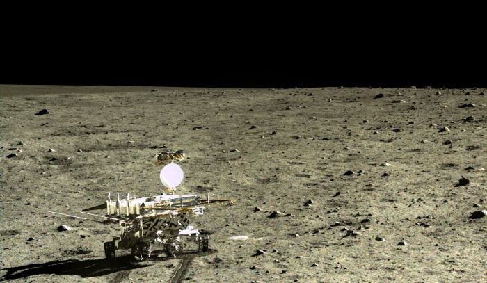 The Chinese rover will likely be modelled on the Yutu rover successful operated on the Moon in 2013