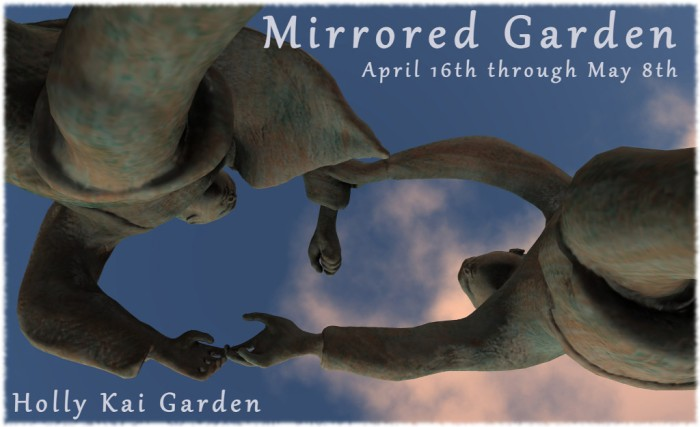 Holly Kai Garden: Mirrored Garden