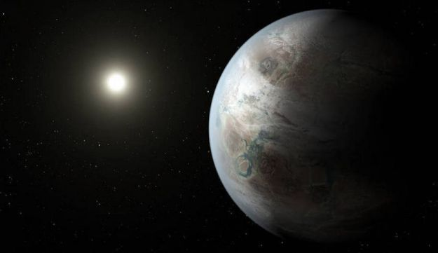 Keler 425b - the first Earth-like planet to be found orbiting within its sun's habitable zone