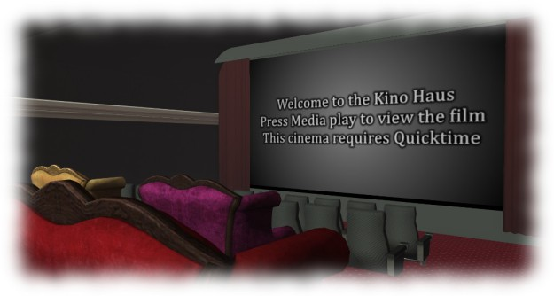 QuickTimeis still widely used in Second Life for the shared viewing of streamed media, notably in cinemas across the grid