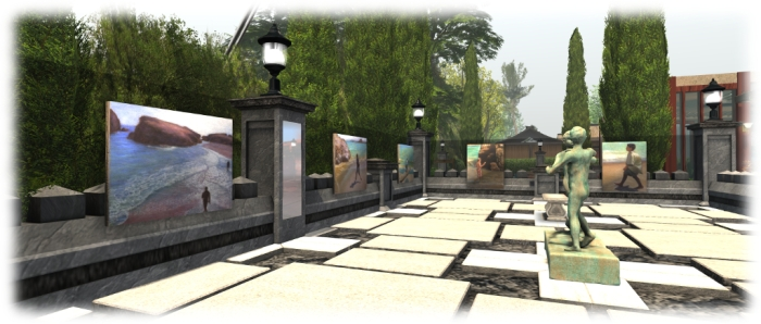 Holly Kai Garden: Mirrored Garden