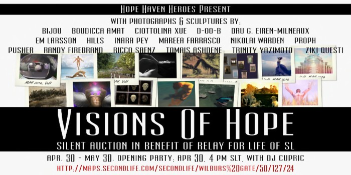 Visions Of Hope 2016
