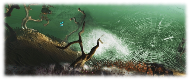 Cica Ghost: Arachnid