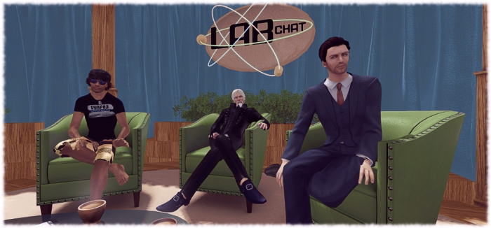 Lab Chat #3: Troy, Oz and Ebbe