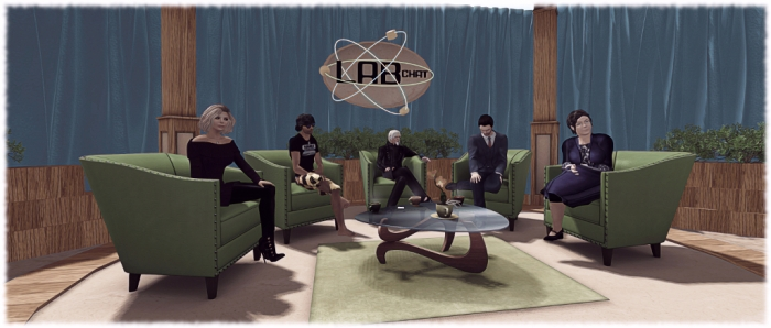 Lab Chat #3: Saffia, Troy, Oz, Ebbe and Jo