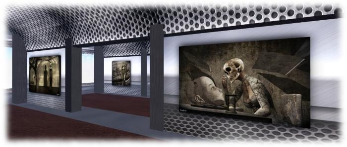 Small World Gallery: Maghda