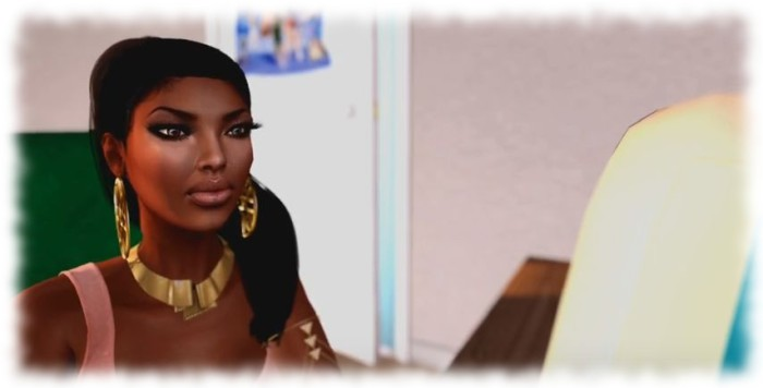 Eboni Khan in Second Life