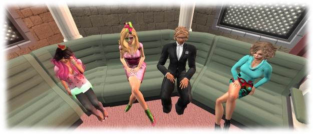 Jessica, Torley, Brett and Saffia